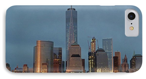 Freedom Tower At Dusk IPhone Case