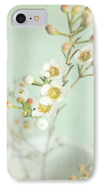 Freesia Blossom IPhone Case