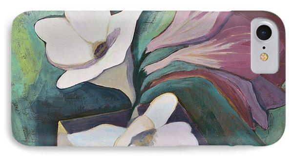 Freesia IPhone Case