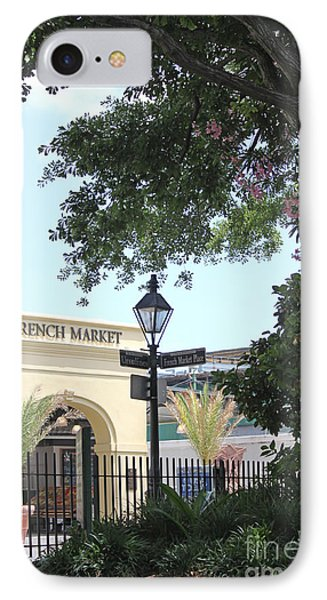 French Market IPhone Case