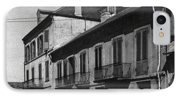 French Quarter Residences IPhone Case