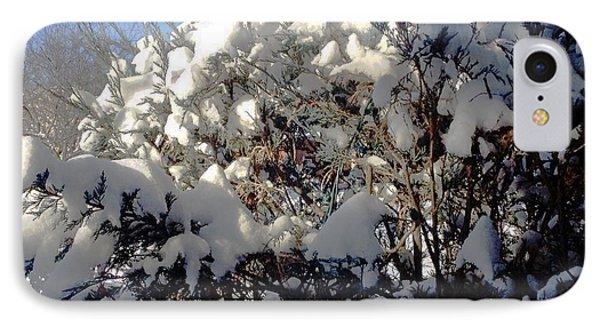 Fresc Snow IPhone Case