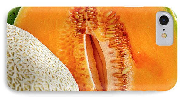 Fresh Cantaloupe Melon IPhone Case