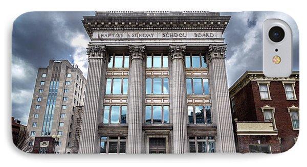 Frost Building - Baptist Sunday School Board IPhone Case