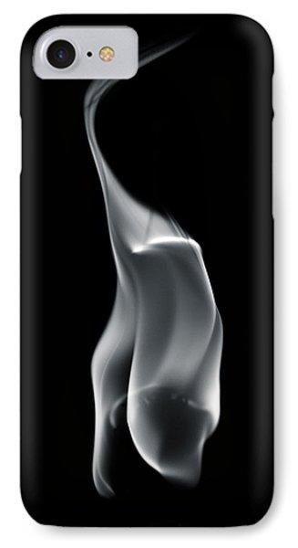 Frozen Flame IPhone Case