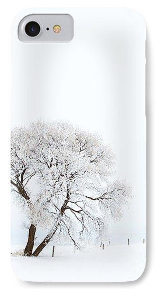 Frozen Morning IPhone Case