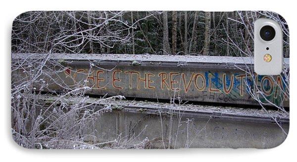 Frozen Revolution IPhone Case