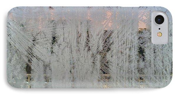 Frozen Window IPhone Case