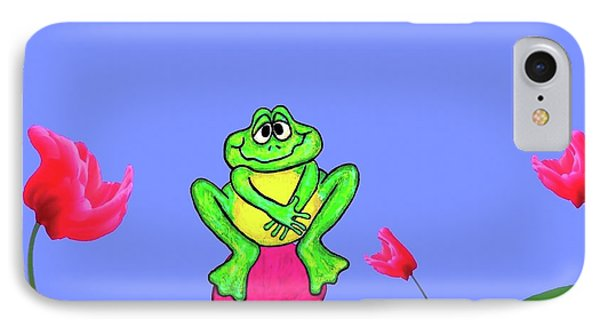 Fud's Frog IPhone Case