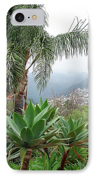 Funchal Maderia IPhone Case