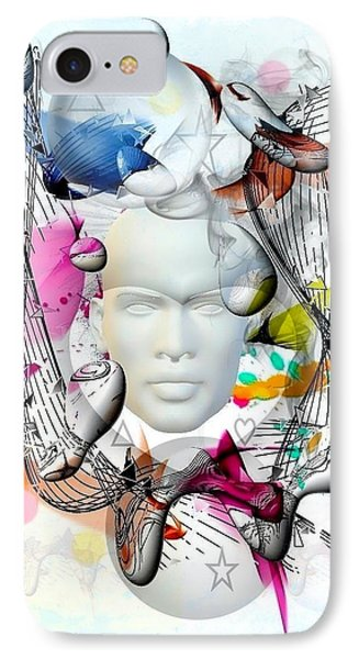 Future Of Life By Nico Bielow IPhone Case