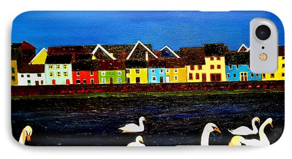 Galway Swans IPhone Case