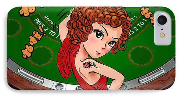 Gambling IPhone Case