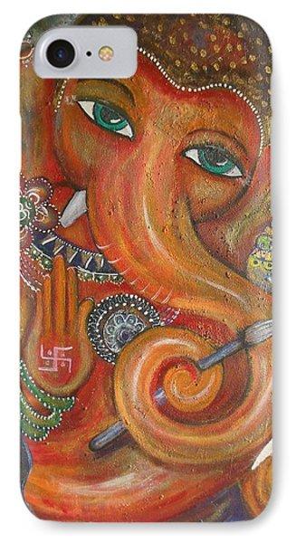 Ganesha My Muse IPhone Case