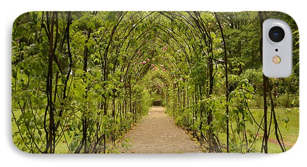 Garden Archway IPhone Case