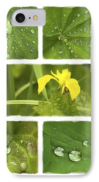 Garden Jewels II IPhone Case