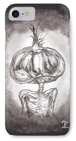 Garlic Boy IPhone Case