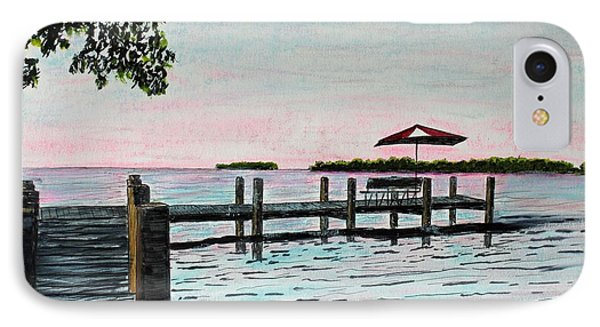 Garlic Island On Lake Winnebago IPhone Case