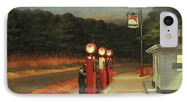 Gas  IPhone Case