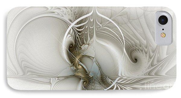 Gateway To Heaven-fractal Art IPhone Case