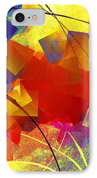 Gathering Of The Squares 4 IPhone Case