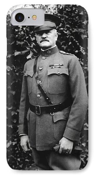 General John J. Pershing IPhone Case