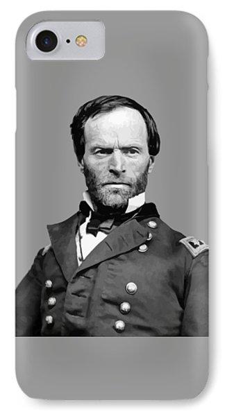 General William Tecumseh Sherman IPhone Case
