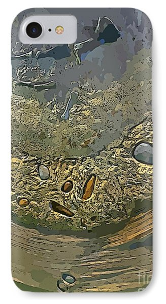 Geological Layers Seven IPhone Case