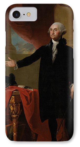 George Washington Lansdowne Portrait IPhone Case