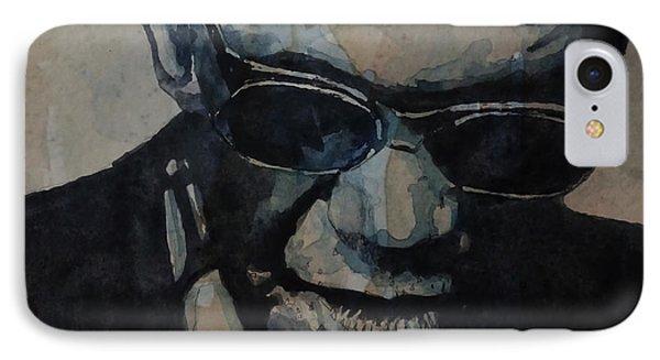 Georgia On My Mind - Ray Charles  IPhone Case