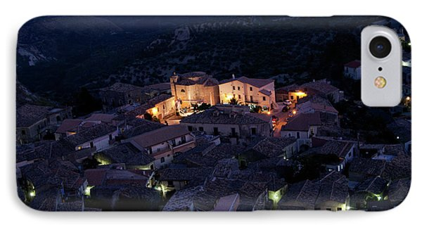 Italy, Calabria,gerace IPhone Case