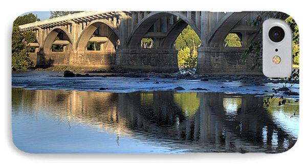 Gervais Street Bridge-1 IPhone Case