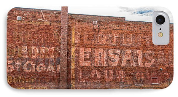 Ghost Sign IPhone Case