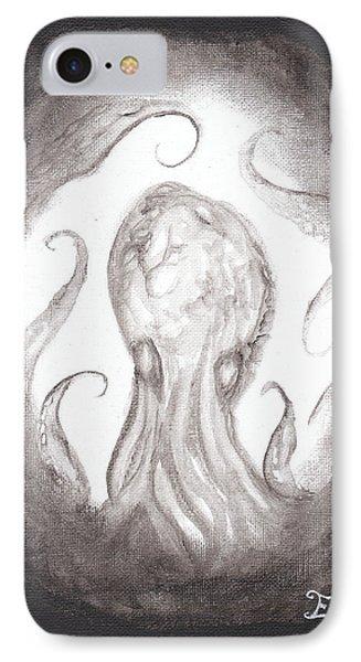 Ghostopus IPhone Case