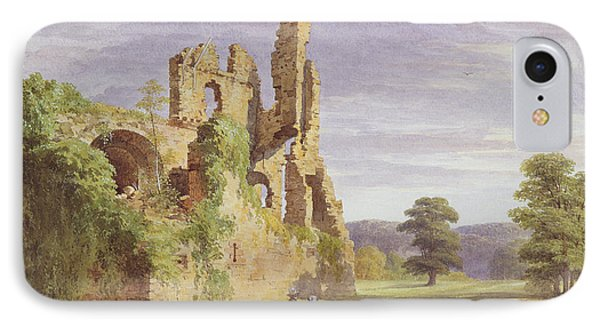 Gight Castle, 1851 IPhone Case