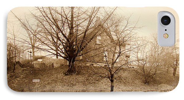 Ginkgo Tree, 1925 IPhone Case