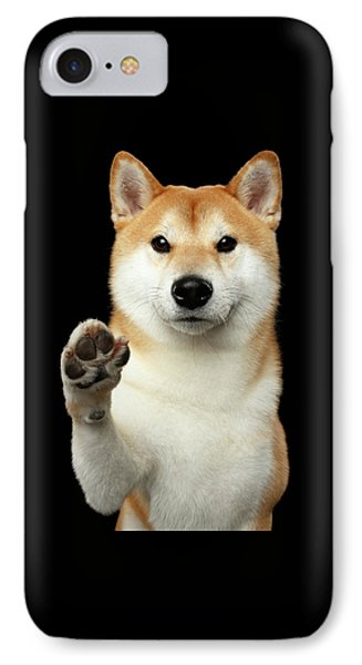 Give Me A Hand Man IPhone Case