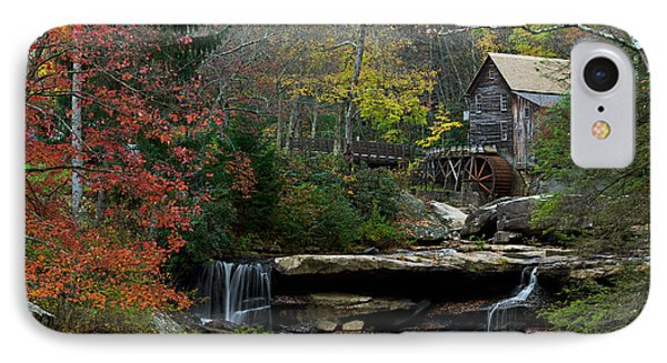 Glade Creek Mill IPhone Case