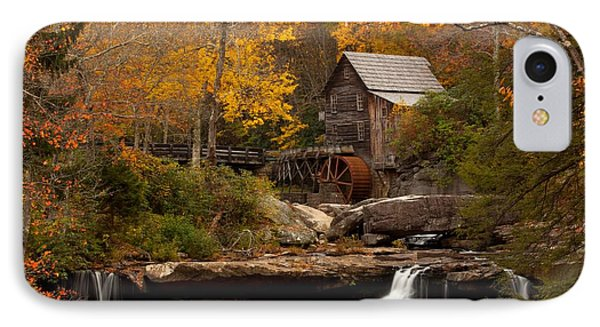 Glades Creek Mill IPhone Case