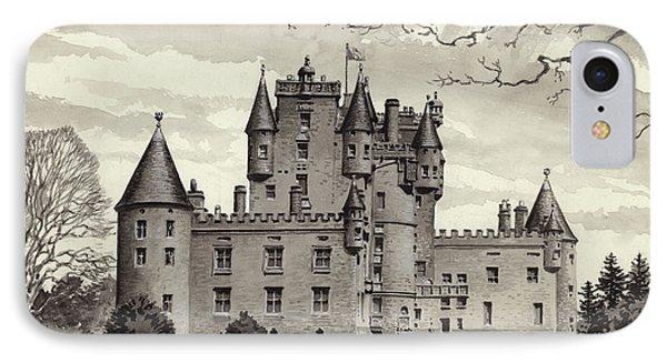 Glamis Castle IPhone Case