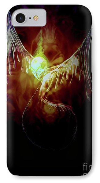 Glowingpixie IPhone Case