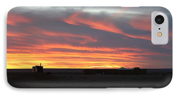 Gobi Sunset IPhone Case