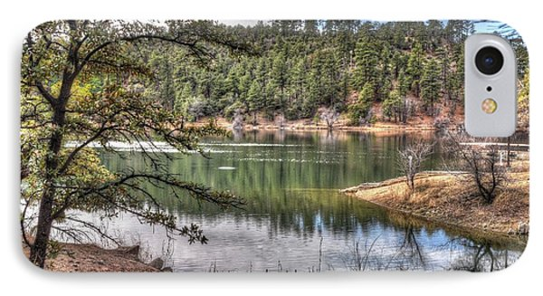 Goldwater Lake IPhone Case