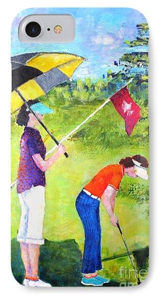 Golf Buddies #3 IPhone Case
