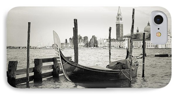 Gondola In Bacino S.marco S IPhone Case