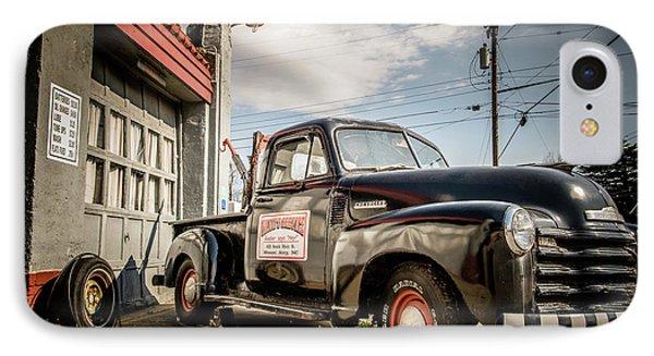Goober's Tow Truck IPhone Case