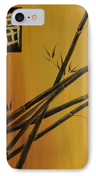 Good Fortune Bamboo 1 IPhone Case