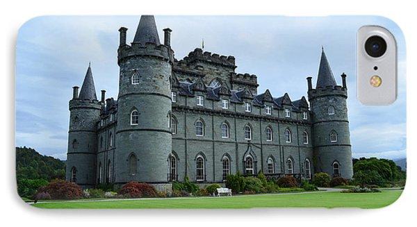 Gorgeous View Of Inveraray Castle IPhone Case