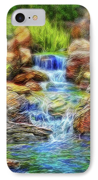 Graceful Waters IPhone Case