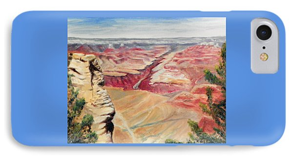 Grand Canyon Overlook IPhone Case